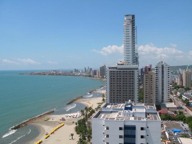 VIAJES A BOGOTA, SANTA MARTA Y CARTAGENA DESDE CORDOBA - Bogotá / Cartagena de Indias / Santa Marta /  - Buteler en el Caribe