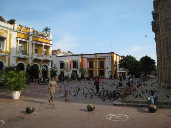 VIAJES A CARTAGENA, SAN ANDRES Y PANAMA DESDE ARGENTINA - Cartagena de Indias / San Andres / Panamá /  - Buteler en el Caribe